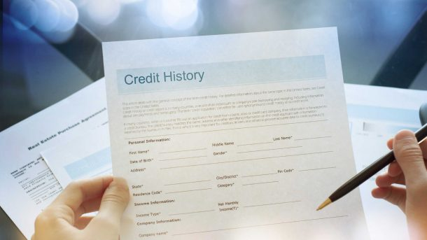 Credit-History-Background-Check